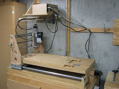 Diy Wood Router Cnc Machine