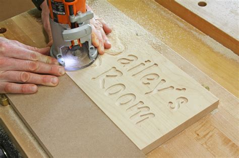 Diy Wood Router Projects With Led