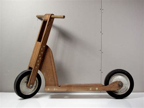Diy Wood Scooters