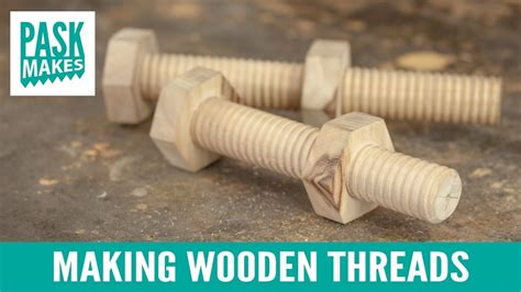 Diy Wood Screw Thread
