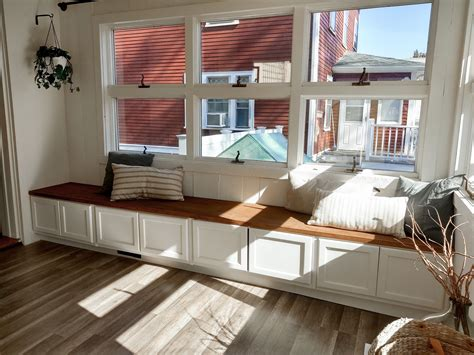 Diy Wood Seating With Storage