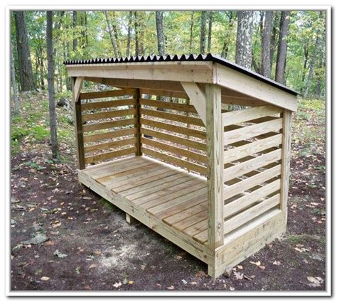 Diy Wood Shed Nzb