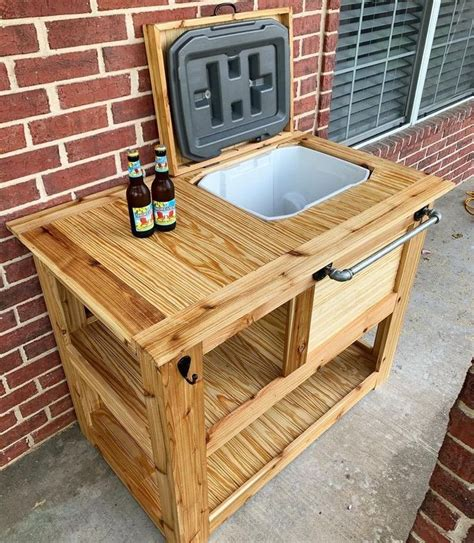 Diy Wood Shipping Cart