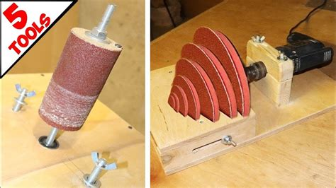 Diy Wood Shop Tools Youtube