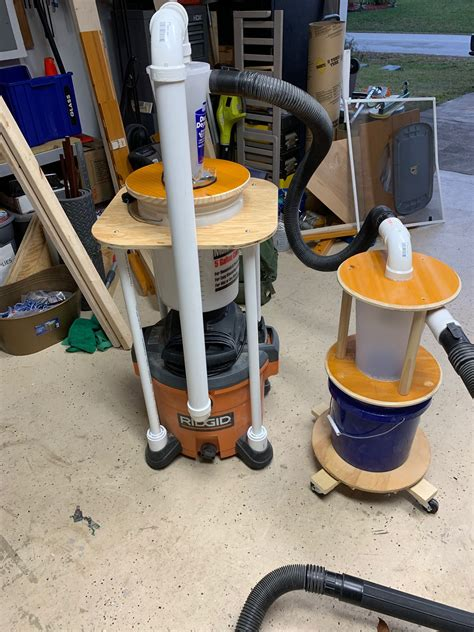 Diy Wood Shop Vacuum