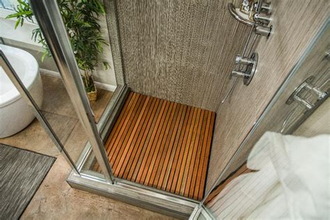 Diy Wood Shower Base