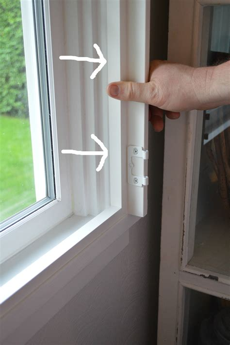 Diy Wood Shutters With Hinges