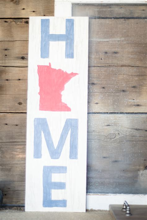 Diy Wood Sign Parties Minnesota