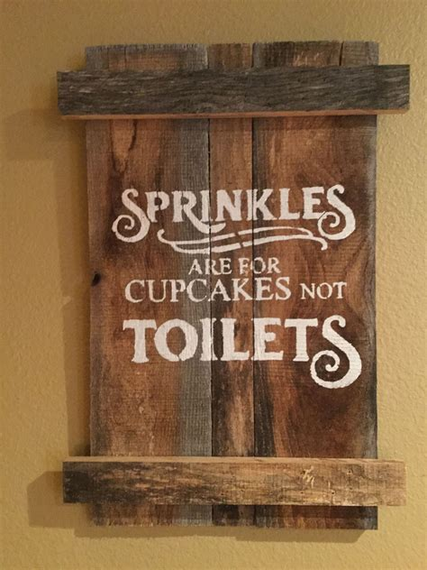 Diy Wood Sign Siloette