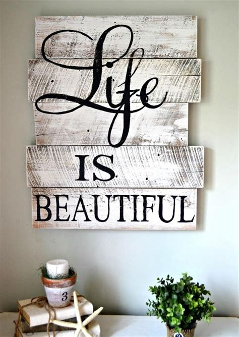 Diy Wood Signs With Pictures