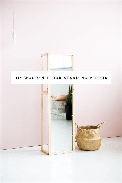 Diy Wood Single Floor Shelf