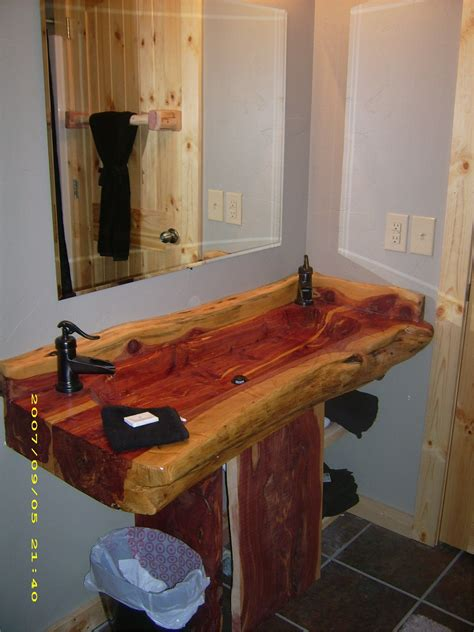 Diy Wood Sink