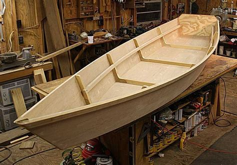 Diy Wood Skiff Plans