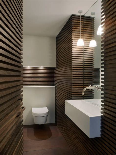 Diy Wood Slat Wall Bathroom Lights