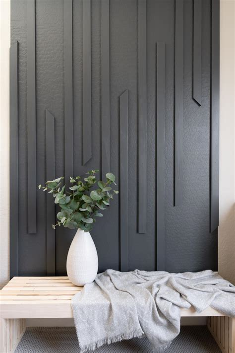 Diy Wood Slat Wall Projects