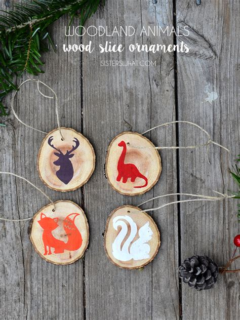 Diy Wood Slice
