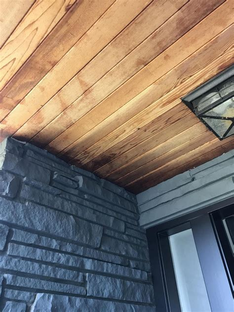 Diy Wood Soffit