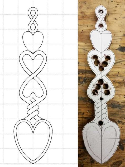 Diy Wood Spoon Carving Patterns
