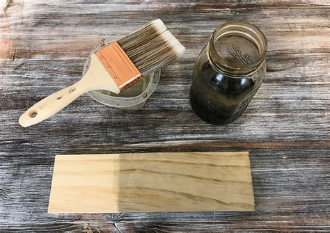 Diy Wood Stain Without Steel Wool