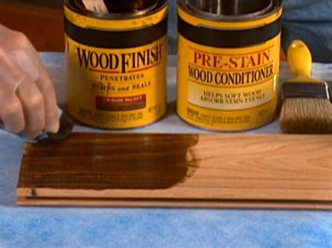 Diy Wood Staining Tips