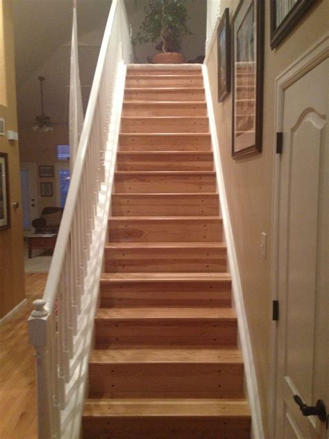 Diy Wood Stairs Prefinished Oak