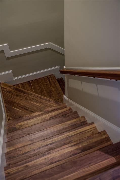 Diy Wood Stairs Prefinished Stair