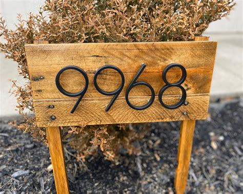 Diy Wood Stakes For Signs