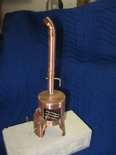 Diy Wood Stove Backing Ideas