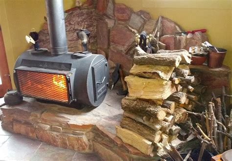 Diy Wood Stove Build