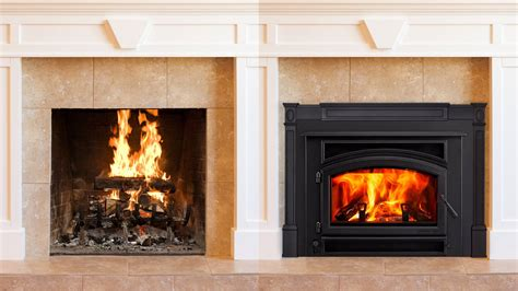 Diy Wood Stove Fireplace Insert