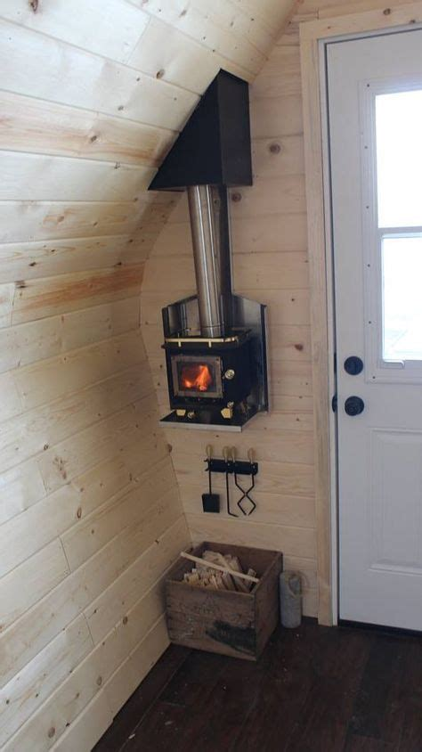 Diy Wood Stove For Cabin