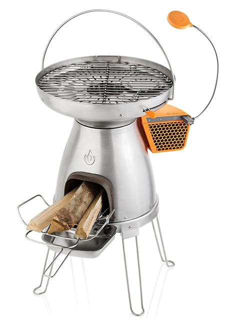 Diy Wood Stove Lighter Camping Equipment