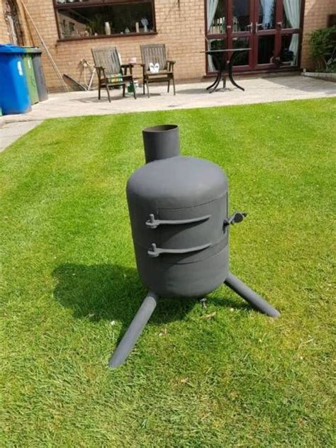 Diy Wood Stove Removal