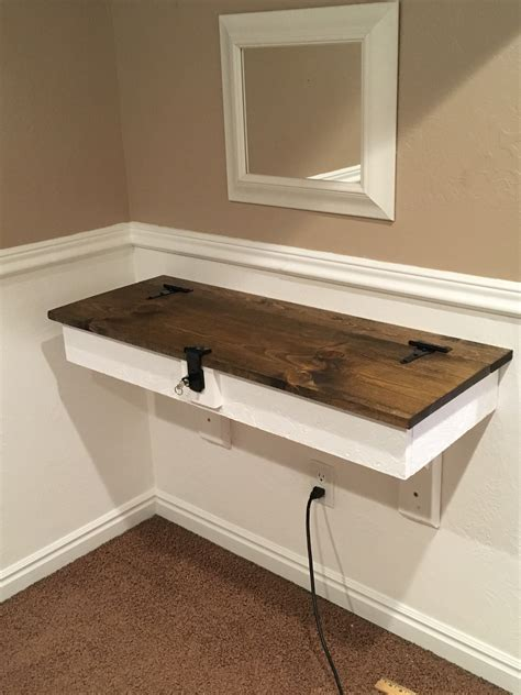 Diy Wood Student Desk