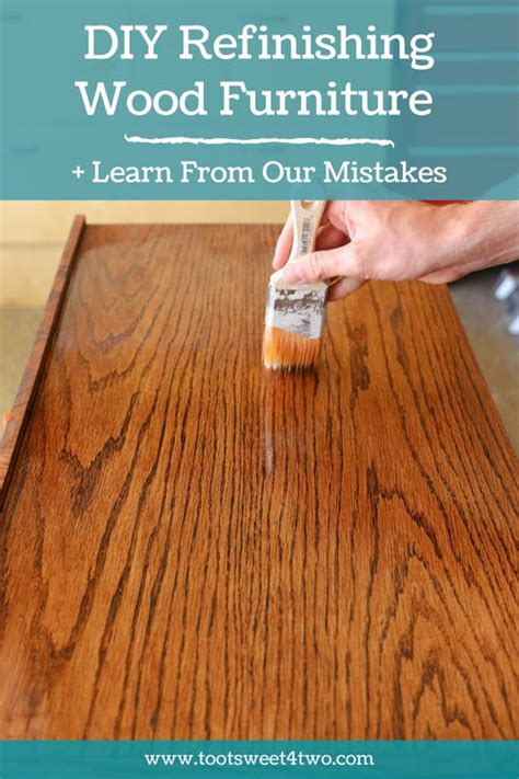 Diy Wood Table Refinishing Service