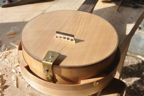 Diy Wood Tailpiece For Guitar