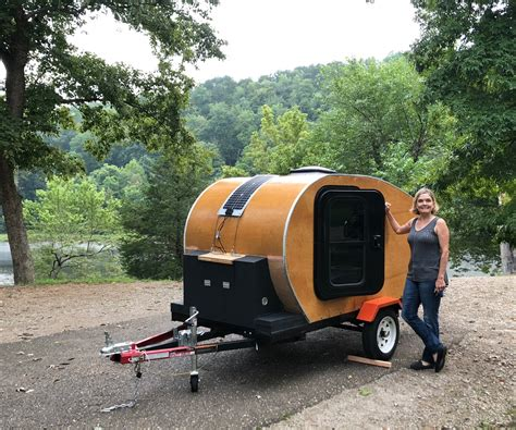 Diy Wood Teardrop Trailer