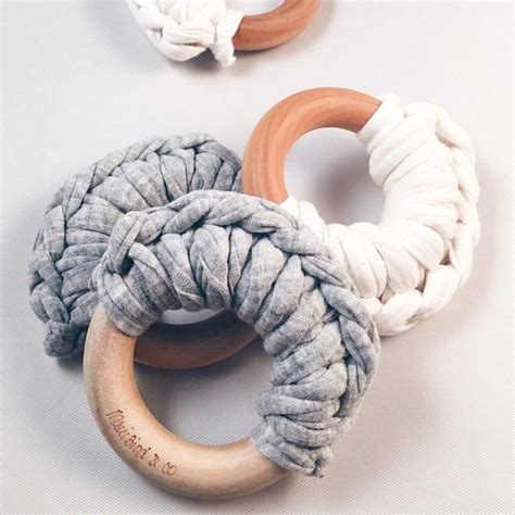 Diy Wood Teether Pattern