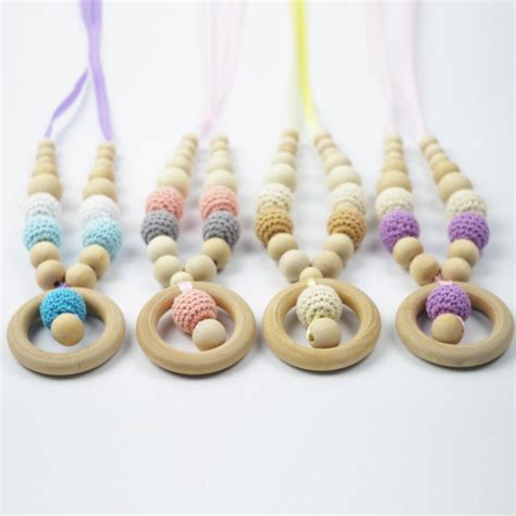Diy Wood Teether Rings