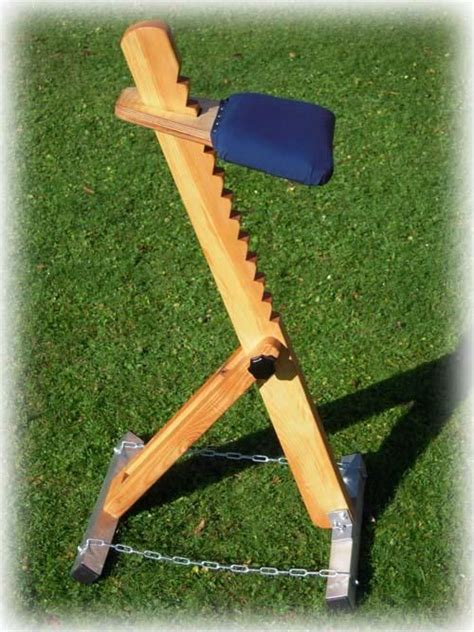 Diy Wood Telescope Observing Chair