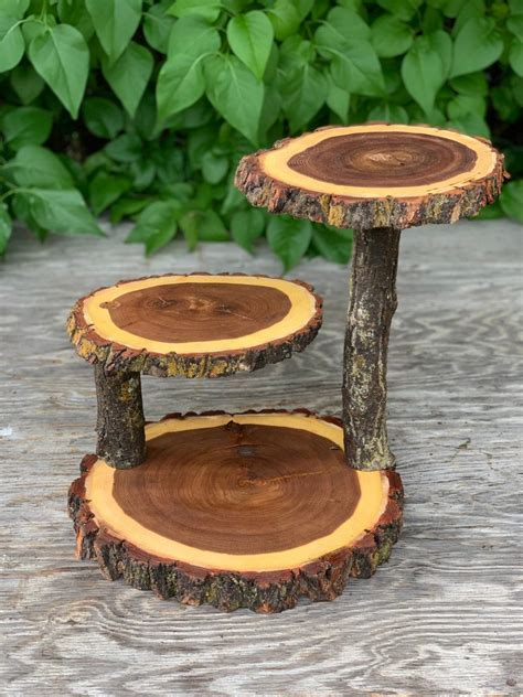 Diy Wood Tier Cookware Stand Uses