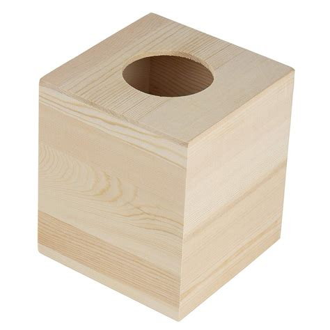 Diy Wood Tissue Box