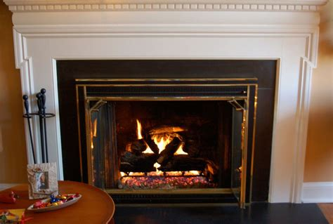 Diy Wood To Gas Fireplace Conversion