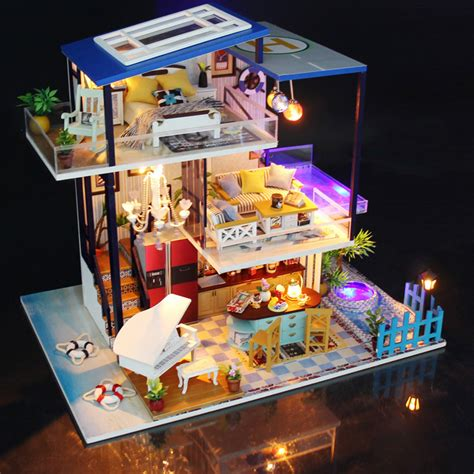 Diy Wood Toy House