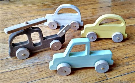Diy Wood Toy Wheels