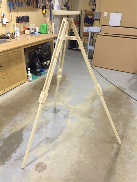 Diy Wood Tripod