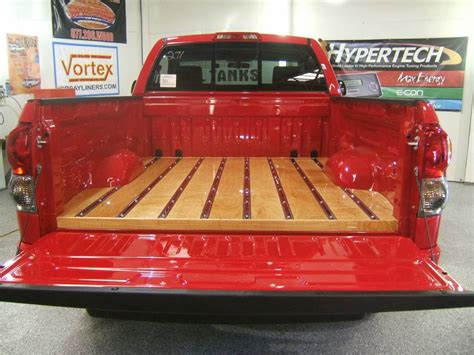 Diy Wood Truck Bed Kit