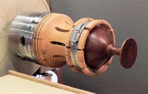 Diy Wood Turning Chuck
