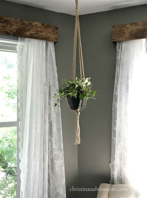 Diy Wood Valance Be