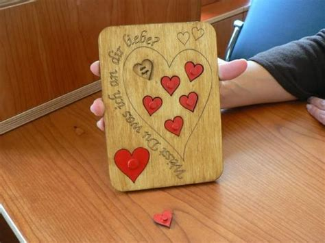 Diy Wood Valentines Gifts For Her